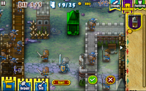 Fortress Under Siege HD 1.2.4 screenshots 10