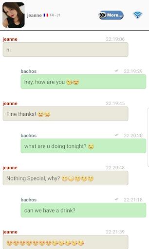 canadian chat - free dating canada screenshot 2