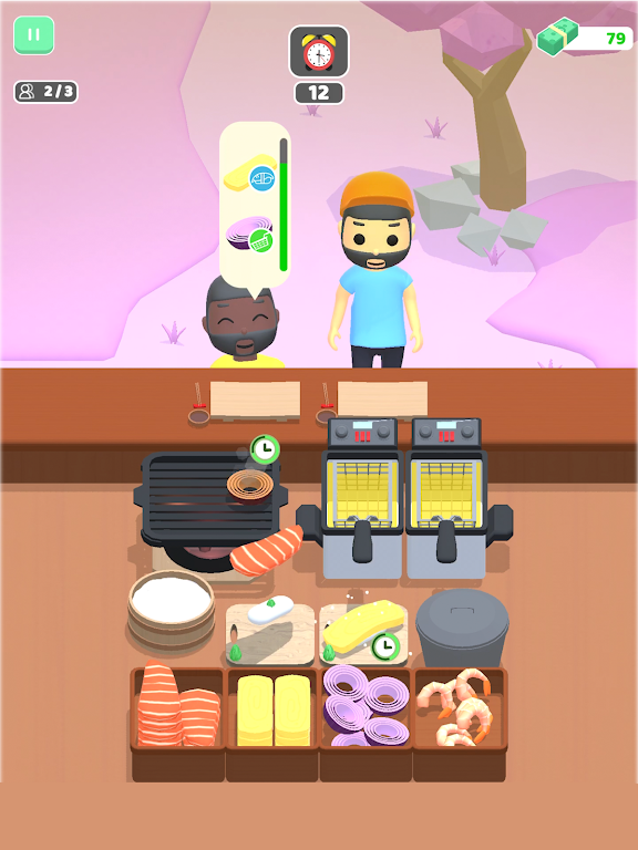 My Foodtruck 3D poster 10