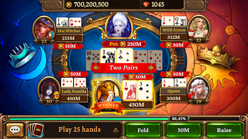 Play Free Online Poker Game - Scatter HoldEm Poker screenshots 18