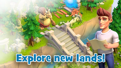 Land of Legends: Building games. Build your city apktram screenshots 10