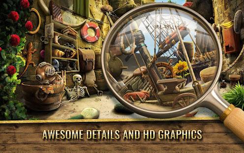Treasure Island Hidden Object Mystery Game 2.8 Screenshots 7