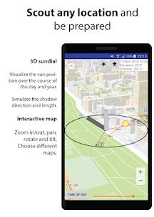 Sun Locator Pro 4.21 Apk 3