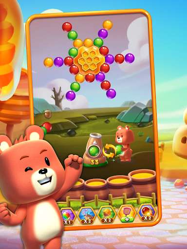 Bubble Buggle Pop: Free Match & Shooter Puzzle apkpoly screenshots 10