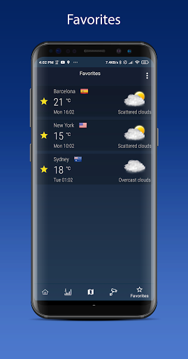 World Weather: Local Forecast | Rain Radar 1.4.2 Screenshots 6