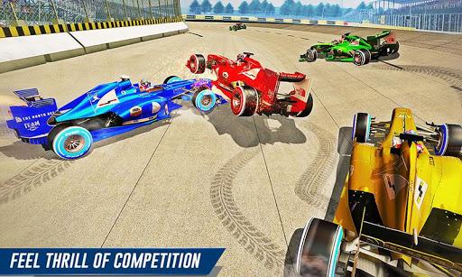 Light Formula Car Racing Games: Top Speed Car Game  Screenshots 4