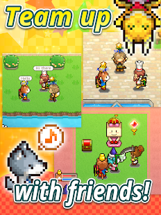 Quest Town Saga Screenshot