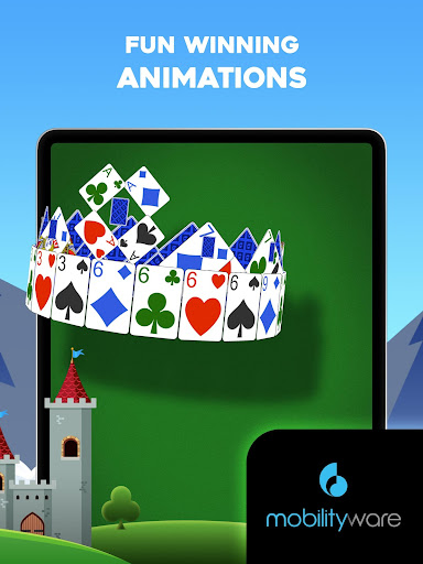 Castle Solitaire: Card Game 1.3.2.607 screenshots 10