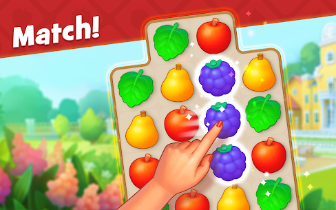 Gardenscapes Mod Apk Unlimited Stars/Coins 4