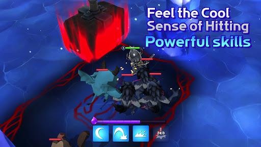 Grow Knight : idle RPG apkdebit screenshots 8