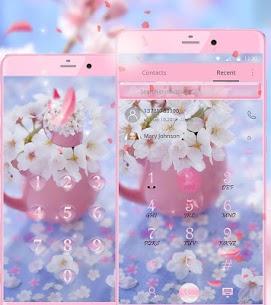 Sakura Flower Theme Wallpaper 10003000 Download APK Mod 2