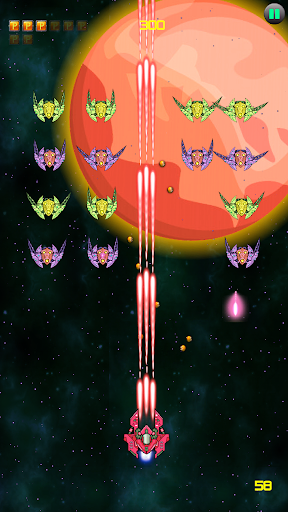 Alien Attack: Space Shooter 1.0 screenshots 1