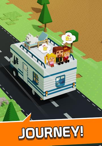 Build Heroes:Idle Survival Journey  screenshots 9