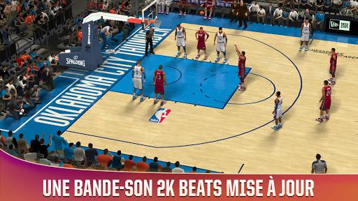 NBA 2K20 APK MOD (Astuce) screenshots 5
