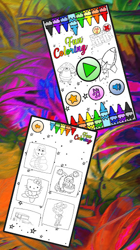 Fun Coloring for kids R.1.9.4 screenshots 5