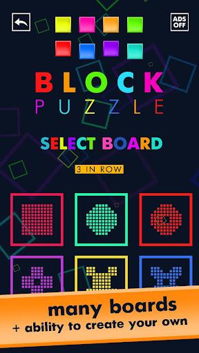 Block Puzzle Match 3 Game apktram screenshots 16