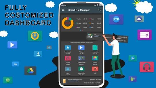 File Manager – Local and Cloud File Explorer (MOD APK, Premium) v5.0.3 1