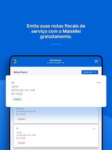 Mais MEI: Abrir MEI, guias DAS android2mod screenshots 21