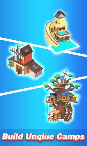 Idle Island: Build and Survive screenshots 3