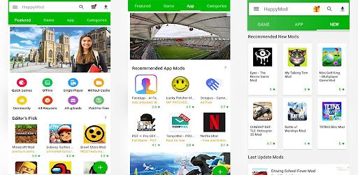 HappyMod Happy Apps - Amazing Guide for Happy Mod screen 1
