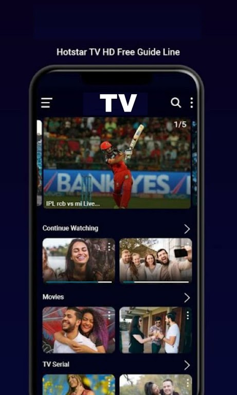 Thop TV Live - Thop TV Cricket - Thop TV Show Tips poster 0