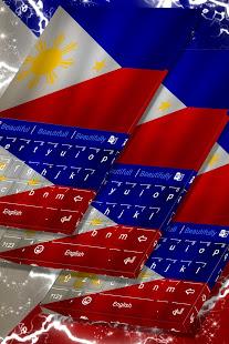 Philippines Keyboard Theme 1.307.1.141 screenshots 1