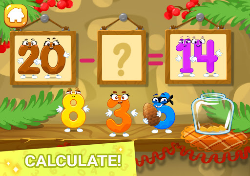 Learning numbers for kids, count 123, math games!  screenshots 9