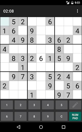 Open Sudoku 3.6.0 screenshots 19