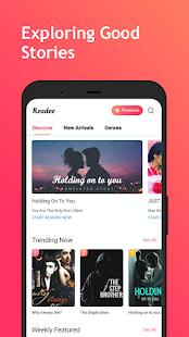 Readoo - Enjoy Good Novels & Stories 1.3.2 screenshots 1