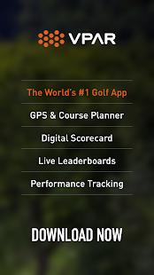 VPAR Golf GPS & Scorecard