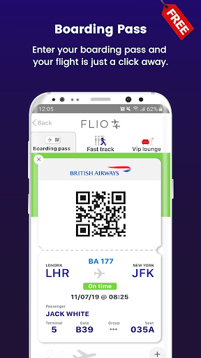 FLIO – Your personal travel assistant  screenshots 3
