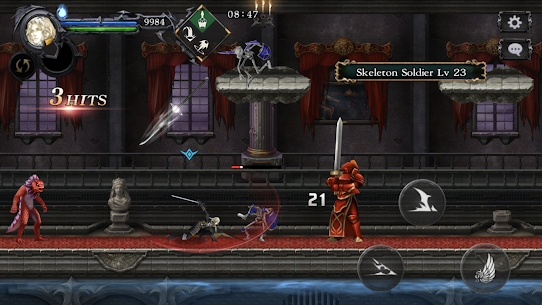 Castlevania Grimoire of Souls MOD APK 1.1.4 (Crit Damage) 2