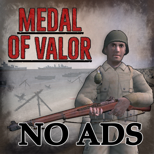 Baixar Medal Of Valor D-Day WW2 NO ADS ! para Android