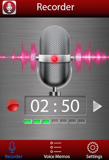 Voice recorder 1.38.463 Screenshots 1