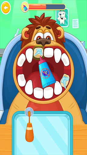 Children's doctor : dentist. 1.2.7 Screenshots 10