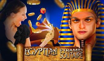 Egyptian Pyramid Solitaire