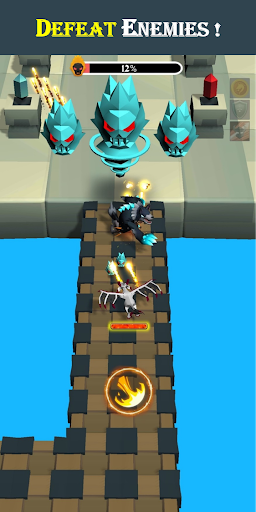 Dragon Hero 3D : Action RPG apktram screenshots 7