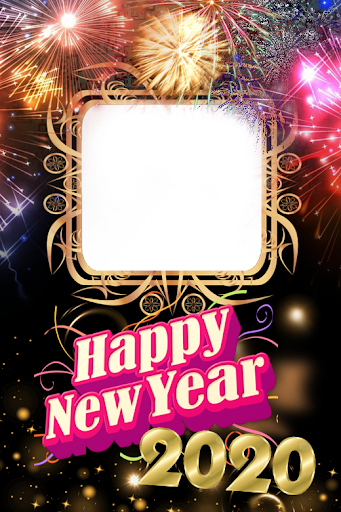 Happy New Year 2021 Photo Frames 1.0 Screenshots 4