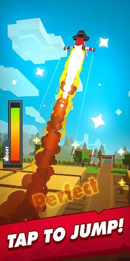 Jetpack Chicken - Free Robux for Rbx platform 2.4 screenshots 1
