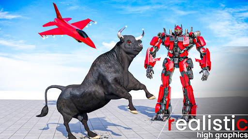 Angry Wild Bull Racing Game  screenshots 2