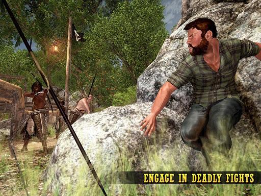 Hero Jungle Adventure - Jungle Survival Game 2020 screenshots 7