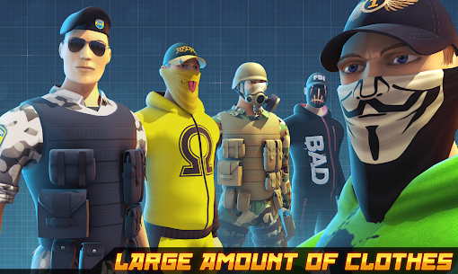 Contra City – Online Shooter (3D FPS) 4