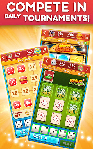 YAHTZEEu00ae With Buddies Dice Game 8.0.2 screenshots 12