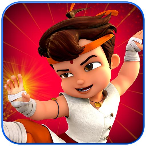 Chhota Bheem Kung Fu Dhamaka Official Game