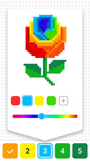 Draw.ly - Color by Number Pixel Art Magic Coloring 3.0.9 screenshots 3