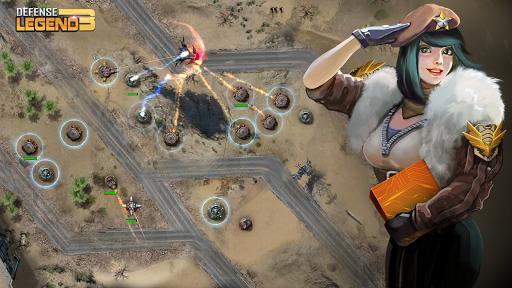 Defense Legend 3: Future War 2.7.2 screenshots 1