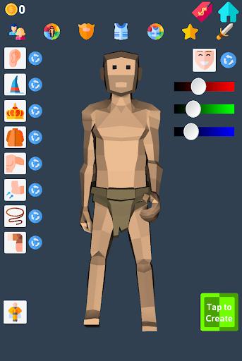 Fantasy Hero Creator  screenshots 5