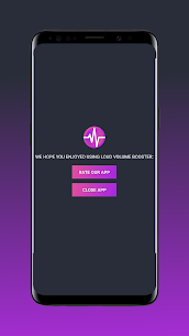 Loudly – Louder Volume Amplifier Mod Apk (PRO Unlocked) 2