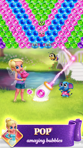 Princess Alice - Bubble Shooter Game 2.2 screenshots 3