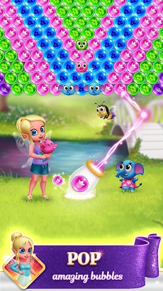 Princess Alice - Bubble Shooter Gameのおすすめ画像2